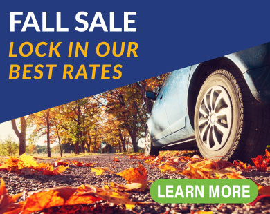fall auto loan sale
