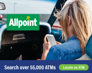 Locate an Allpoint ATM