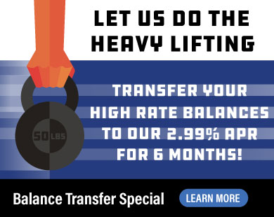 TCT balance Transfer Special