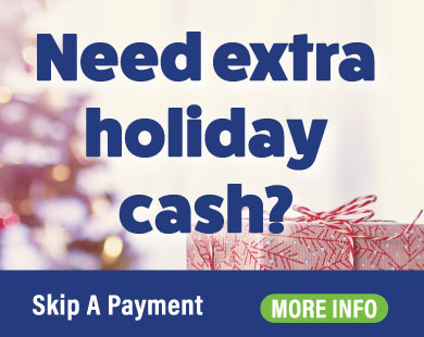 Request to skip your qualified loan payment in Nov. or Dec.