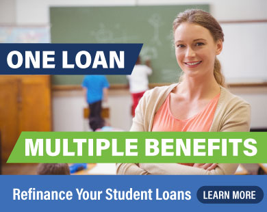 One Loan Multiple Benefits - Refinance Your Student Loans