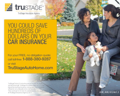 TruStage Insurance Discount - Learn More