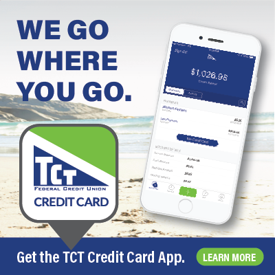 TCT Credit Card App