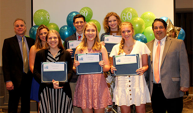 2019 TCT Scholarship Recipients